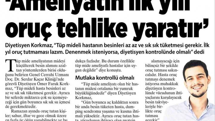 29 Mayıs 2017- Milliyet