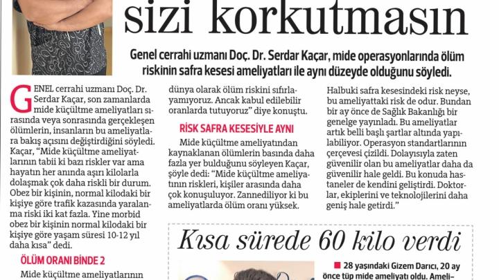 27 Aralık 2017-Hürriyet